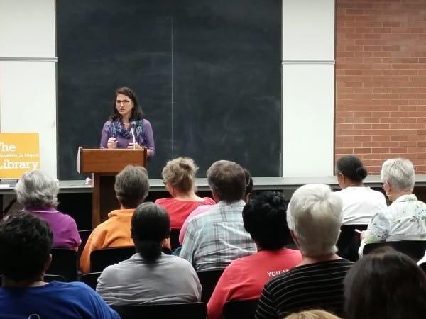 Author, writing coach and speaker Ann Kroeker encourages writers - via annkroeker.com