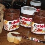 Give Nutella to the one who asks you