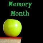 Announcing Mega Memory Month