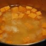 Food on Fridays: Crazy-Flu-Lady Potato Soup