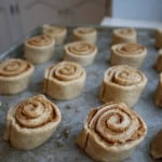 Food on Fridays: Mini-Feast of Cinnamon Rolls