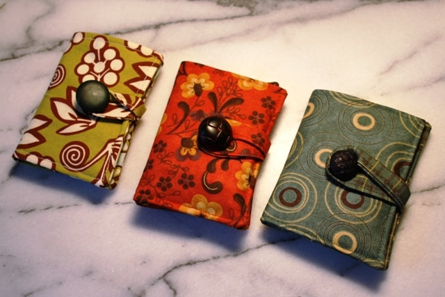 Tea Wallets!