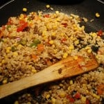 Food on Fridays: Easy, Frugal, Make-Do Spanish Rice