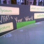 Vocabulary Building – What's the Word?