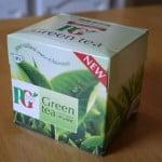 Food on Fridays: PG Tips Green Tea