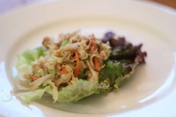 lettuce wrap 1