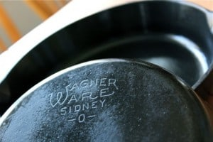 iron skillet Wagner Ware