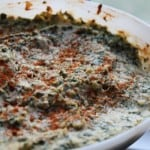 Food on Fridays: Dairy-Free Spinach Artichoke Dip