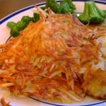 Food on Fridays: Hash Brown Solution