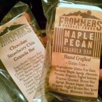 Food on Fridays: Frommer's Natural Foods Granola Bars
