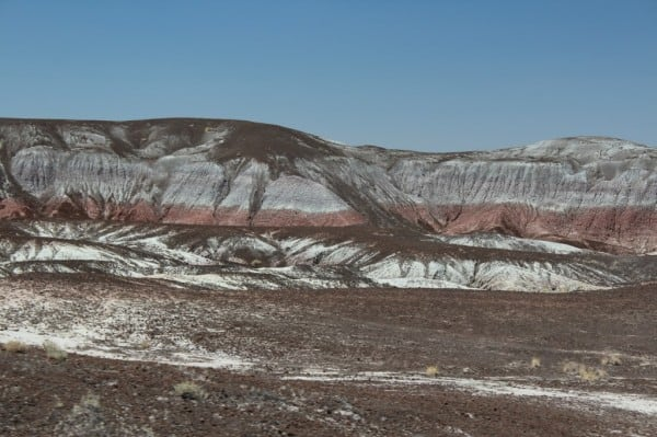 red and gray mesa