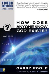 Tough Questions - How Does Anyone Know God Exists