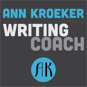 Ann Kroeker, Writing Coach Podcast