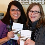 Charity Singleton Craig and Ann Kroeker coauthors of On Being a Writer