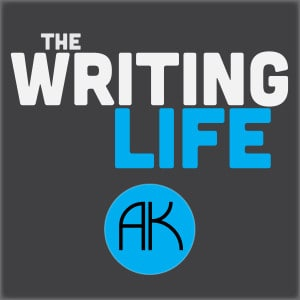 podcast The Writing Life with Ann Kroeker AK