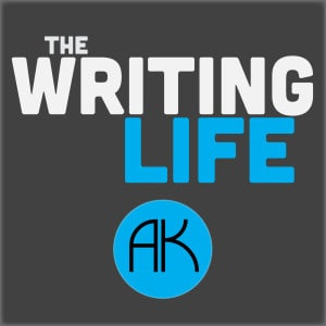 podcast The Writing Life AK