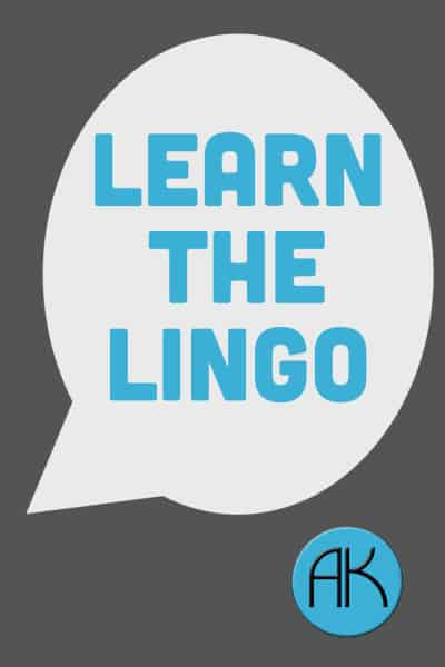 The Writing Life with Ann Kroeker Podcast - Episode 11: Learn the Lingo