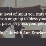 Bless Assess Press - The Writing Life with Ann Kroeker podcast
