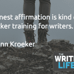 The Writing Life Podcast – 6 to 1 Ratio (and Clicker Training for Writers)