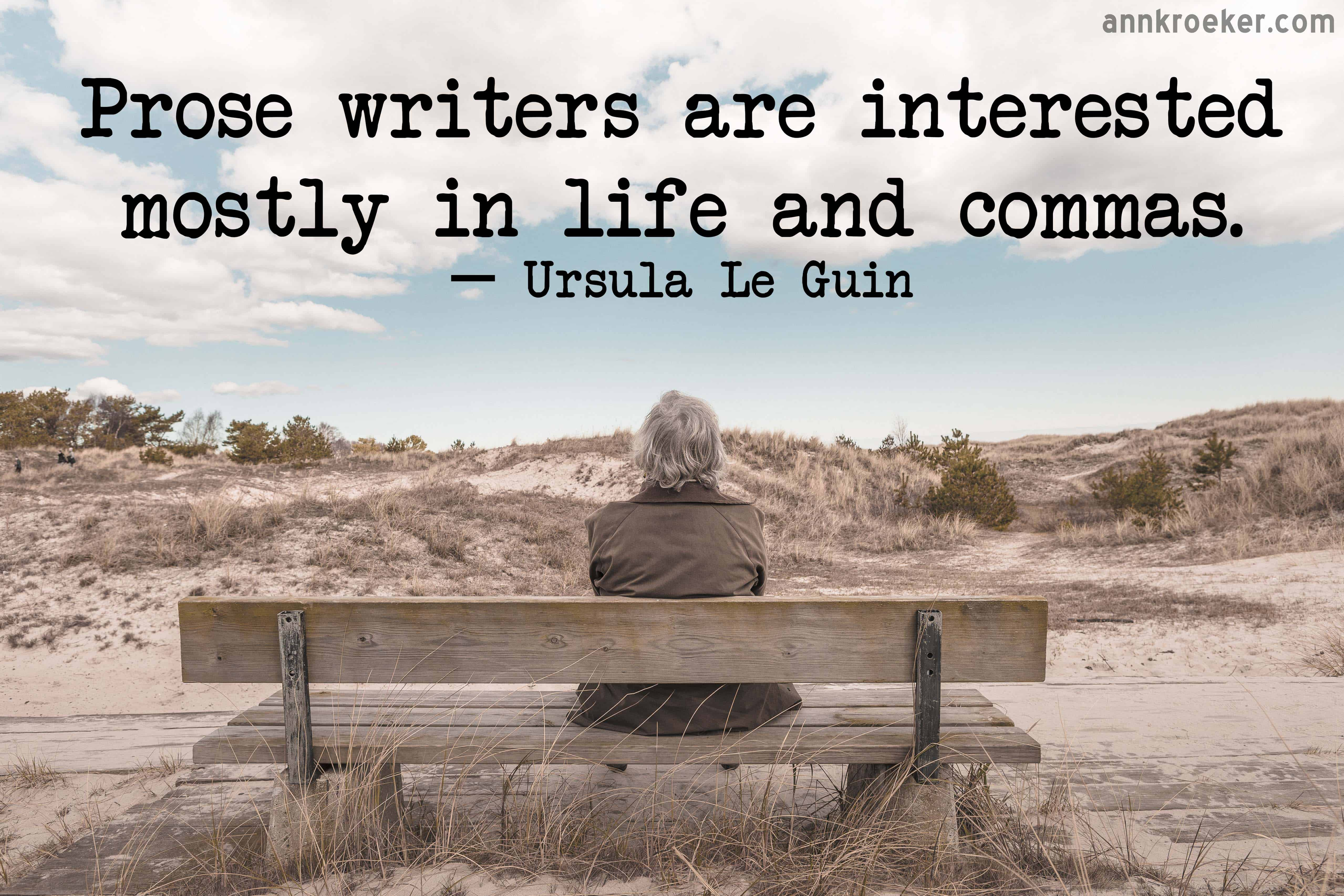 prose writing