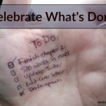 #34: Celebrate What's Done