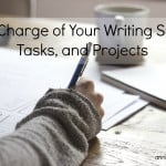 #40: Take Charge of Your Writing Space, Tasks, and Projects
