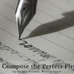 Ep 92: How to Compose the Perfect First Draft